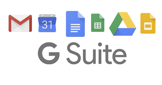 hospedagem de sites com g suite